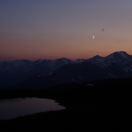 Chilcotin Sunset Christie Hurrell on Flickr